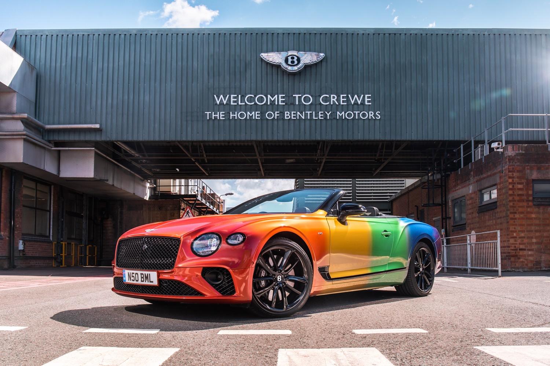 Bentley Rainbowgt Hero
