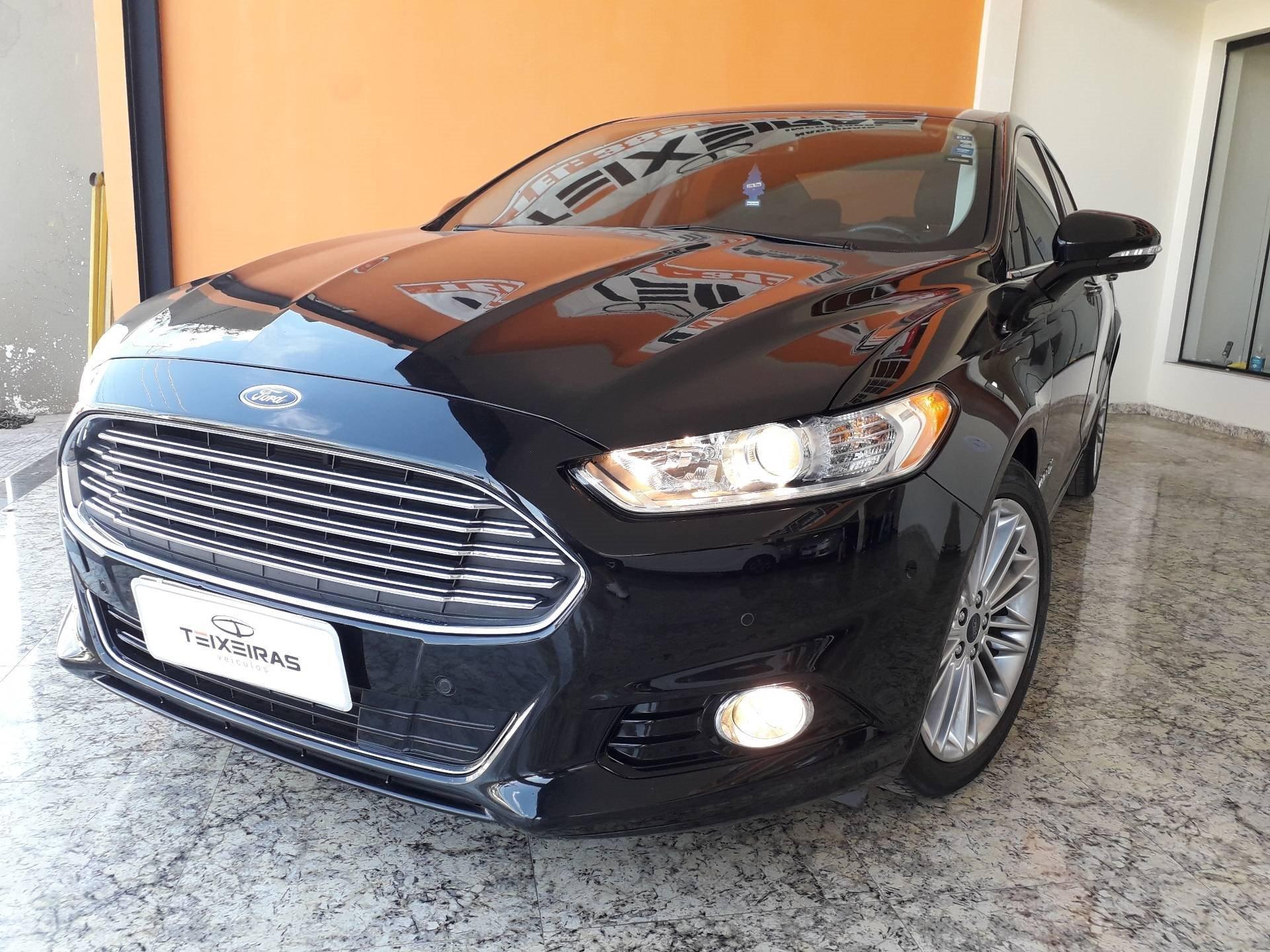 Ford Fusion 2.0 Titanium 16v Hibrido 4p Automatico Wmimagem21042138854