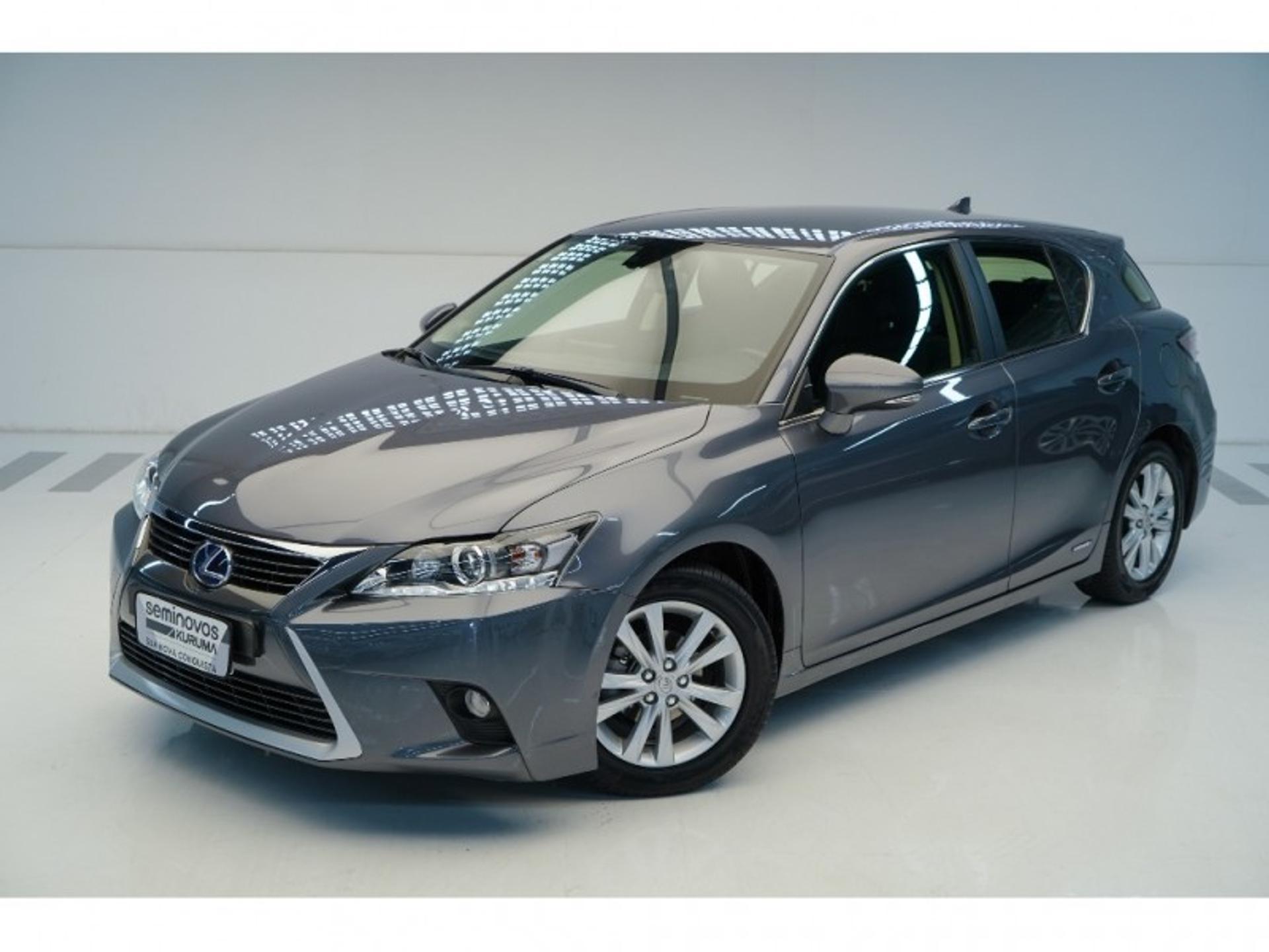 Lexus Ct200h 1.8 16v Hibrido 4p Automatico Wmimagem09565695563