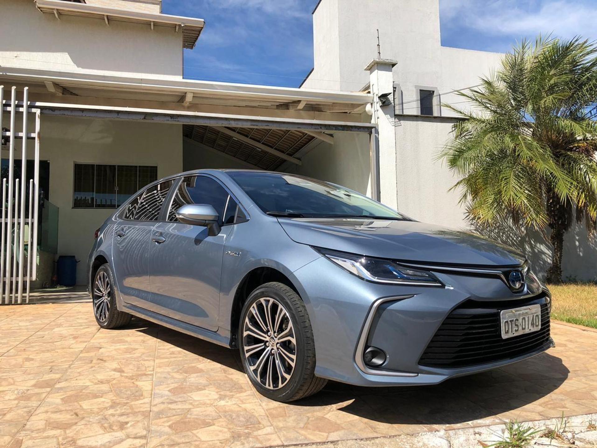 Toyota Corolla 1.8 Vvti Hybrid Flex Altis Cvt Wmimagem17100733561