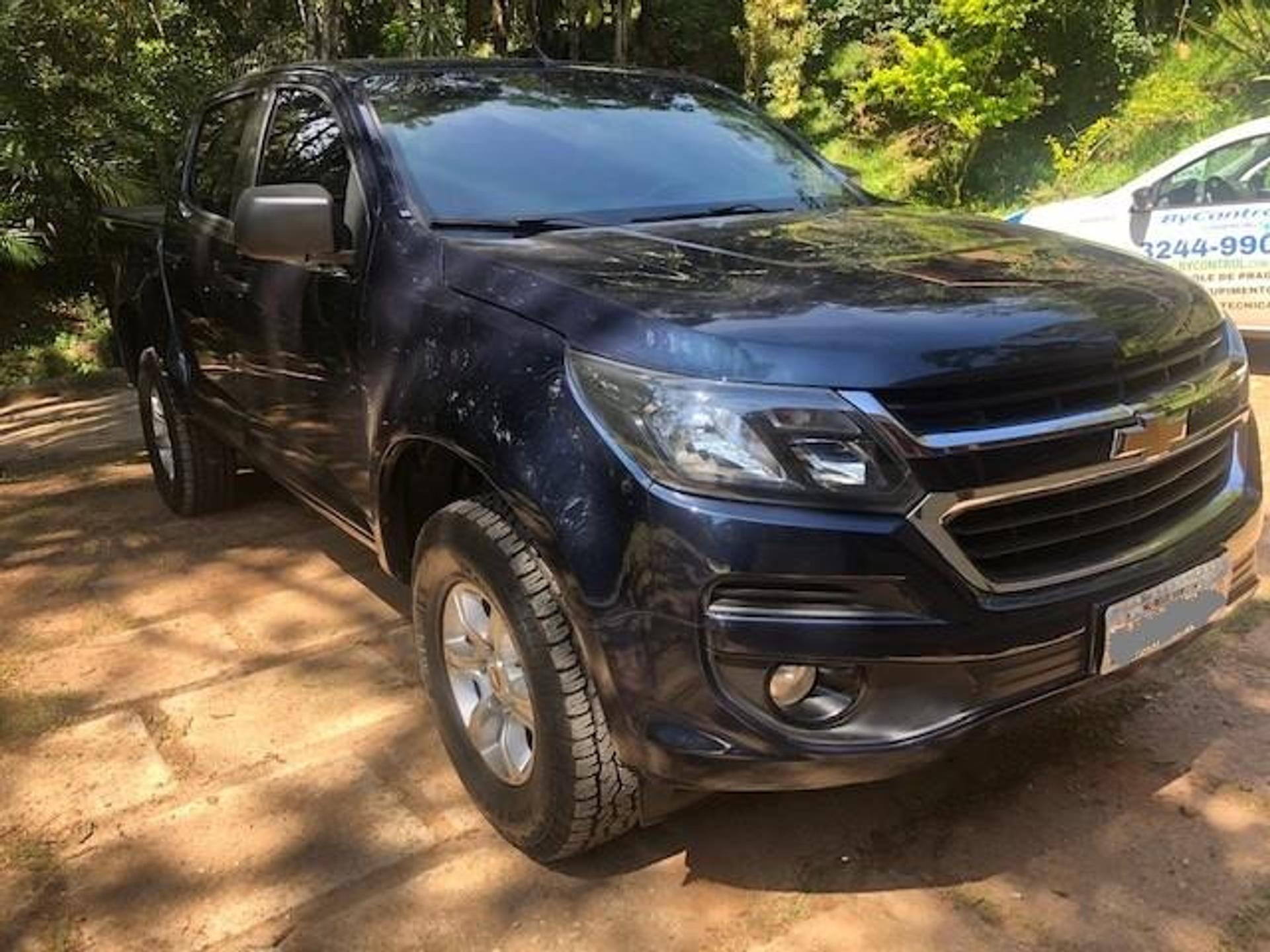 Chevrolet S10 2.5 Advantage 4x2 Cd 16v Flex 4p Manual Wmimagem17593126795