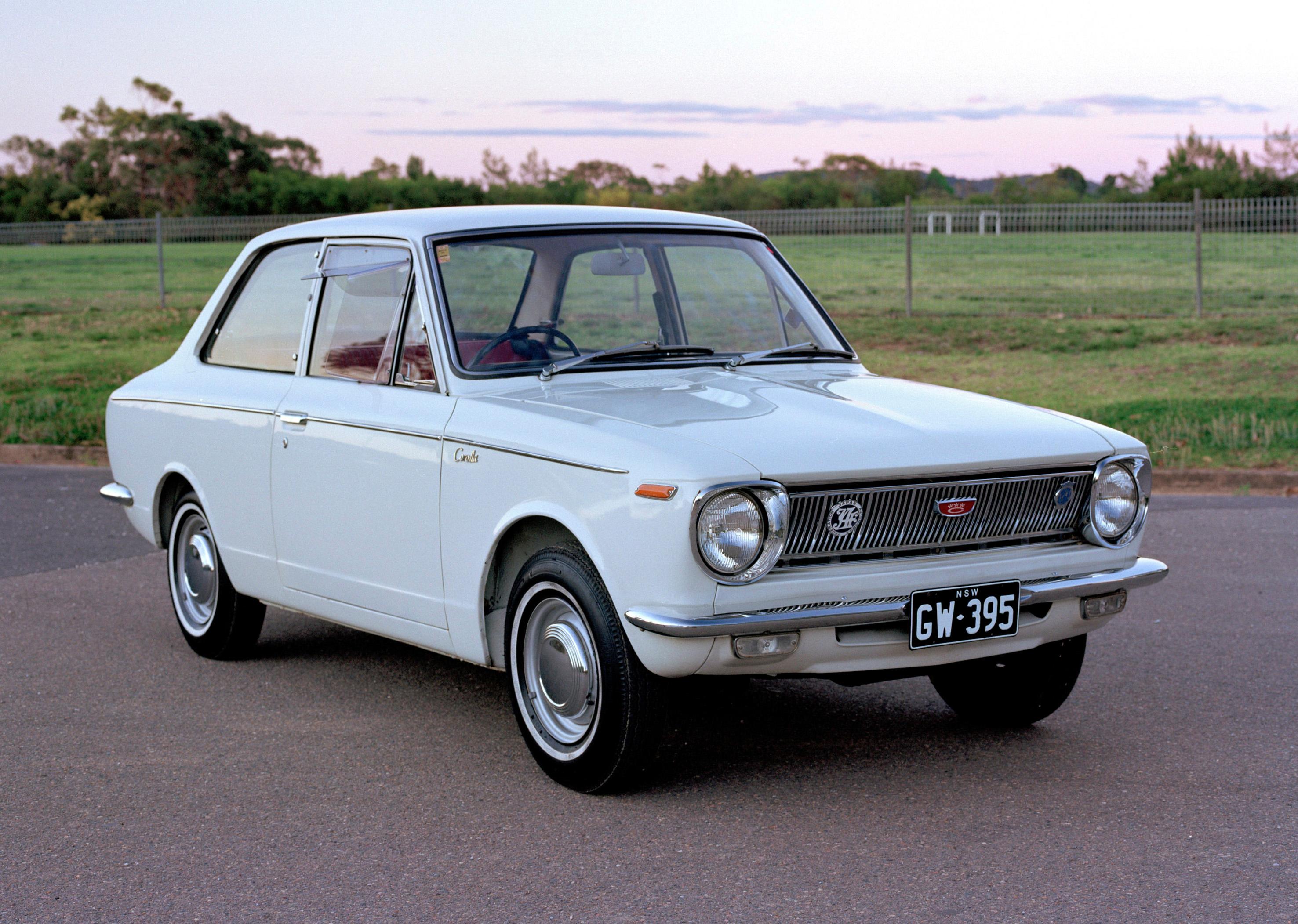 1967 Toyota Ke10 Corolla