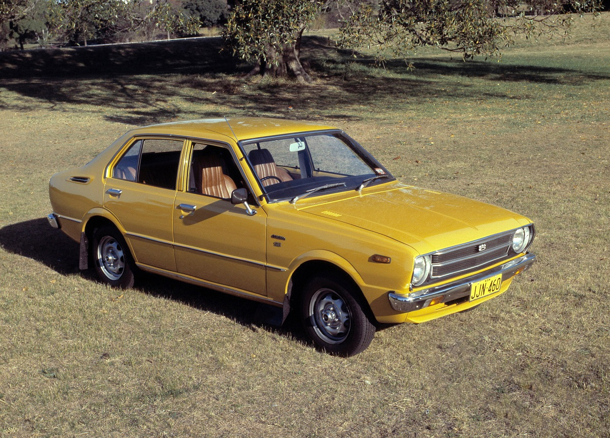 1975 Toyota Ke30 Corolla