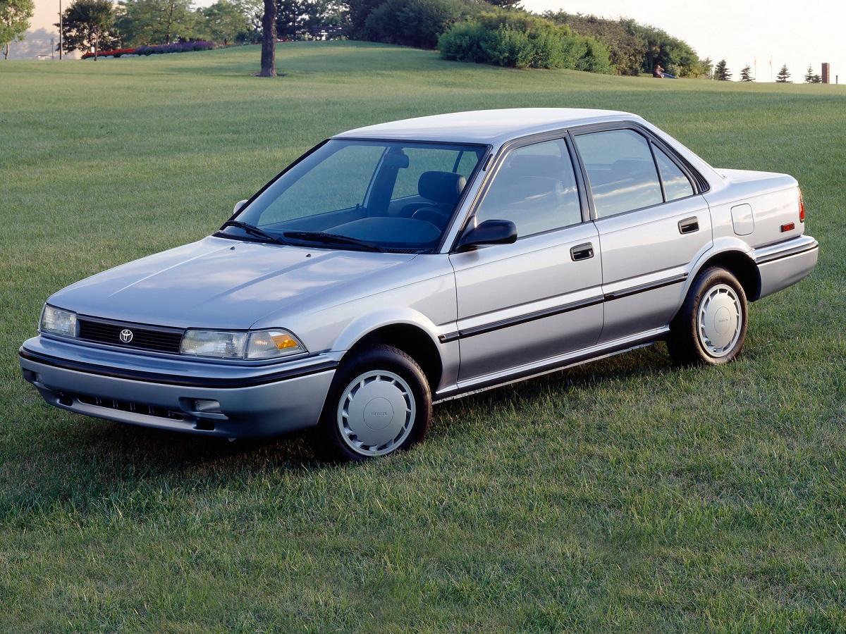 1991; Toyota; Corolla