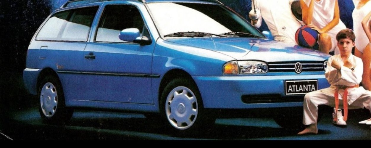 Parati Atlanta 1996