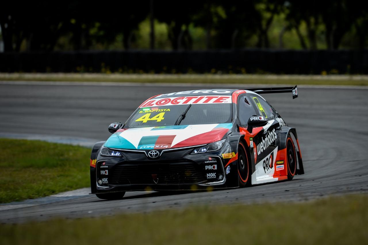 Bruno Baptista Piloto Toyota Rcm Racing 1