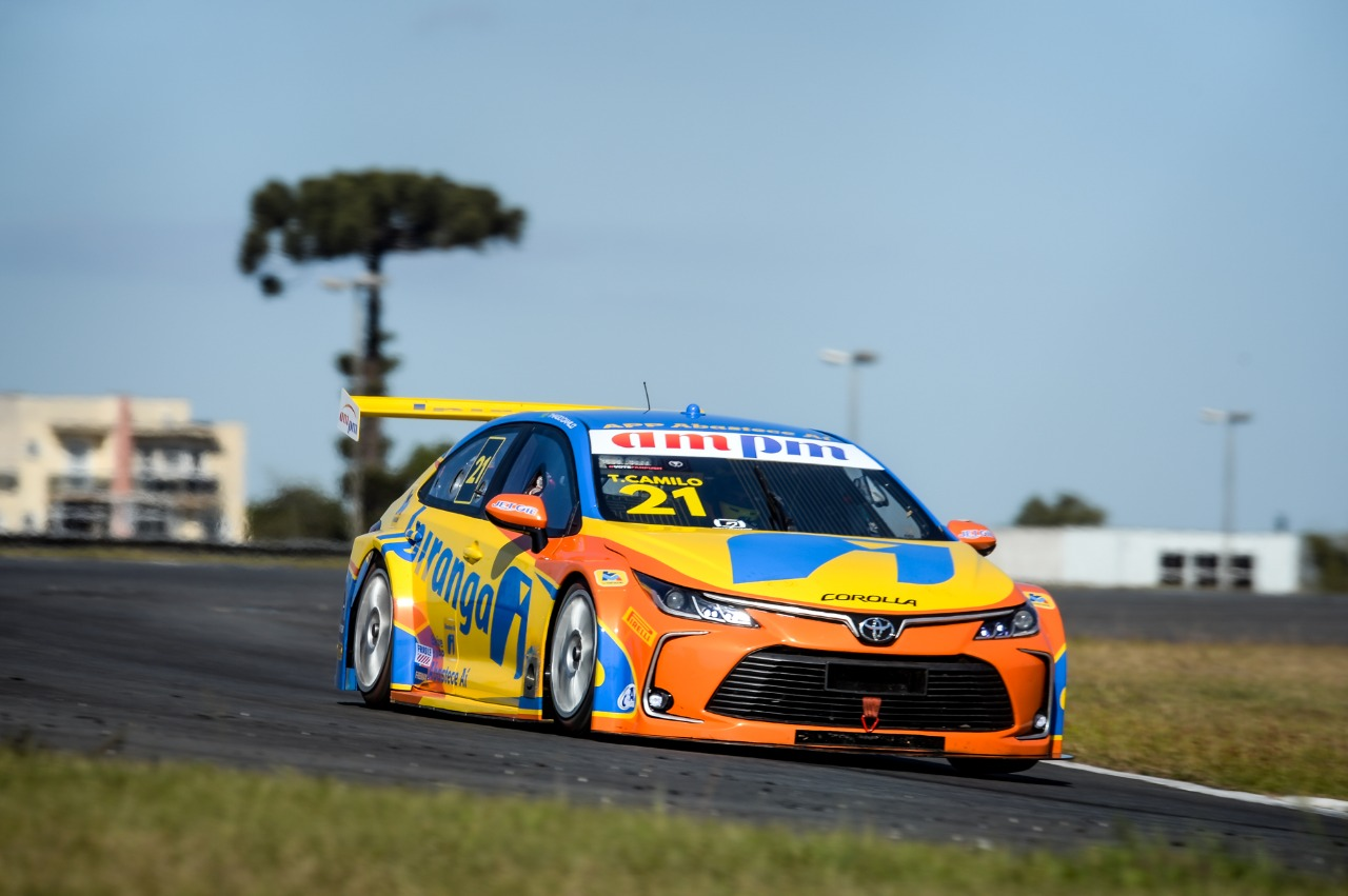 Ipiranga Racing Stock Car 2020 Thiago Camilo