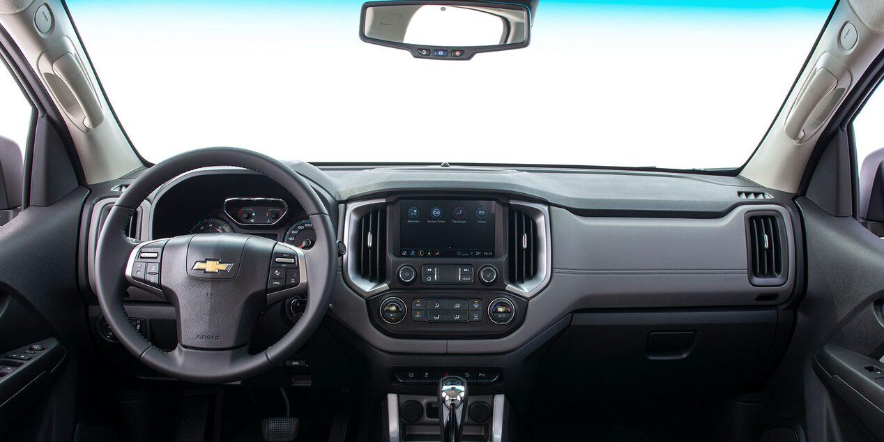 Nova S10 Chevrolet Linha 2021