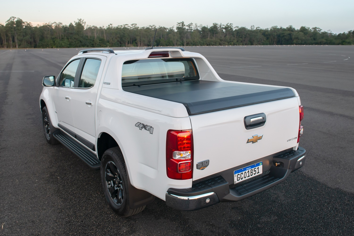 Chevrolet S10 High Country 2021