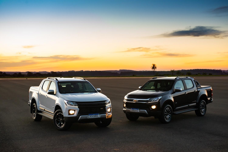 Chevrolet S10 High Country e LTZ