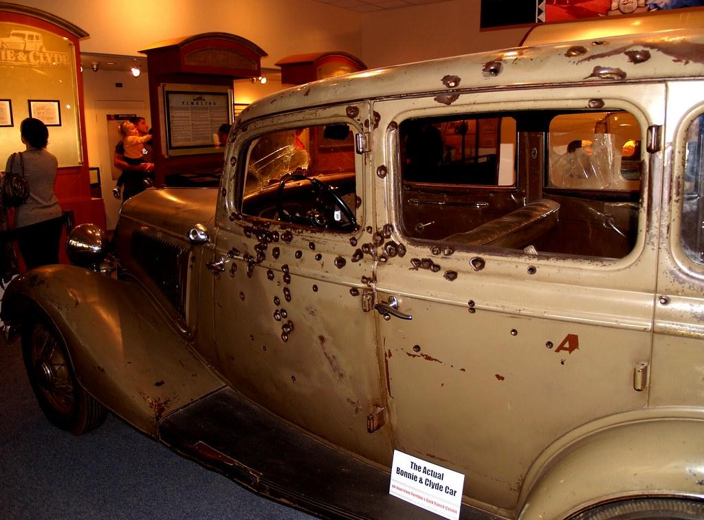 Carro De Bonnie E Clyde