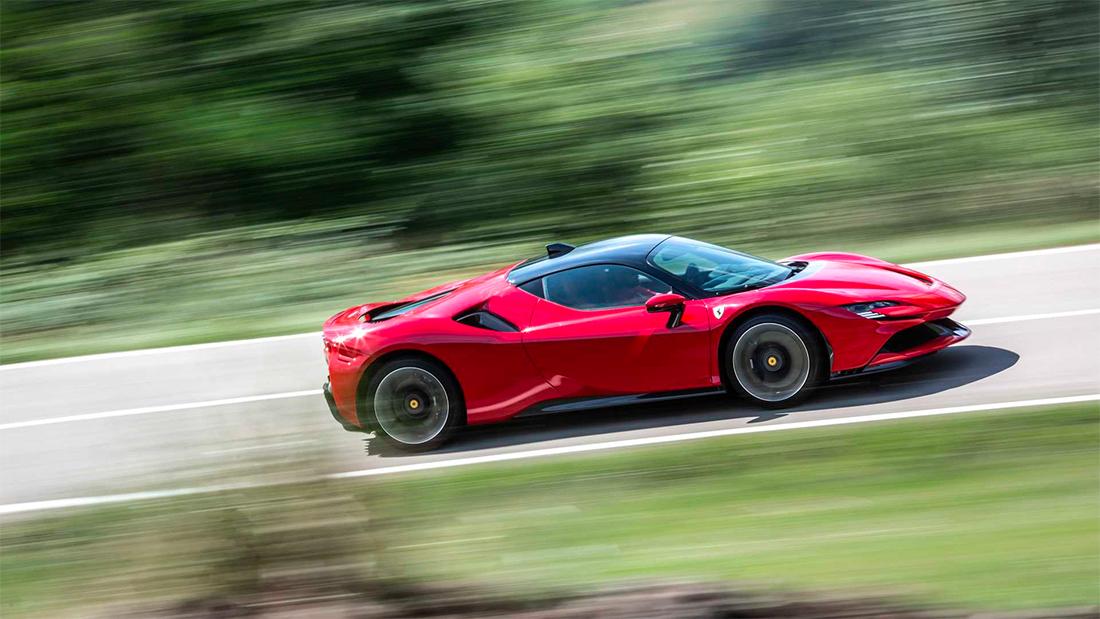 Ferrari SF90 Stradale inaugura tendência de tecnologia que deve se espalhar por modelos da empresa