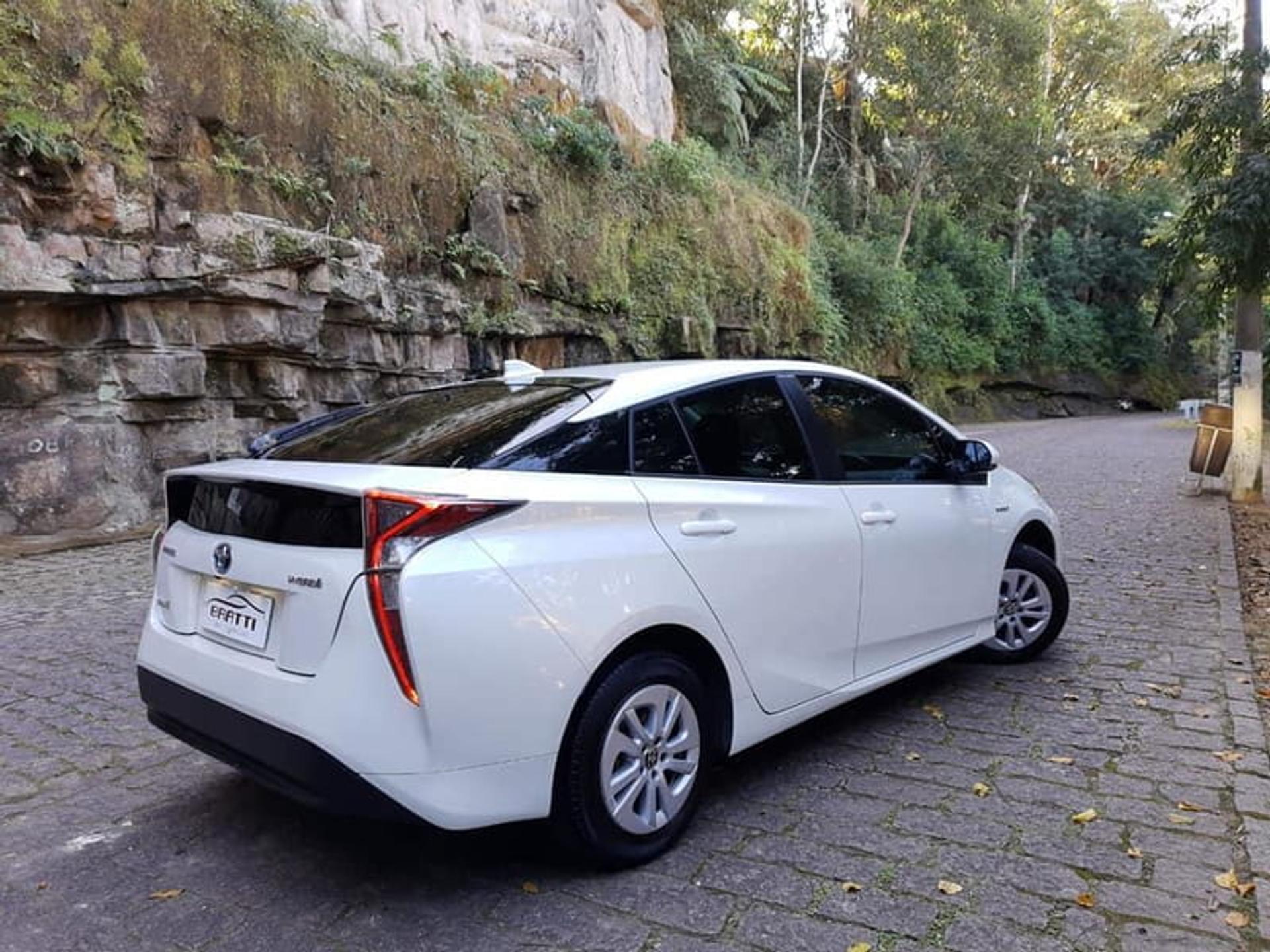 Toyota Prius 1.8 16v Hibrido 4p Automatico Wmimagem12021784114