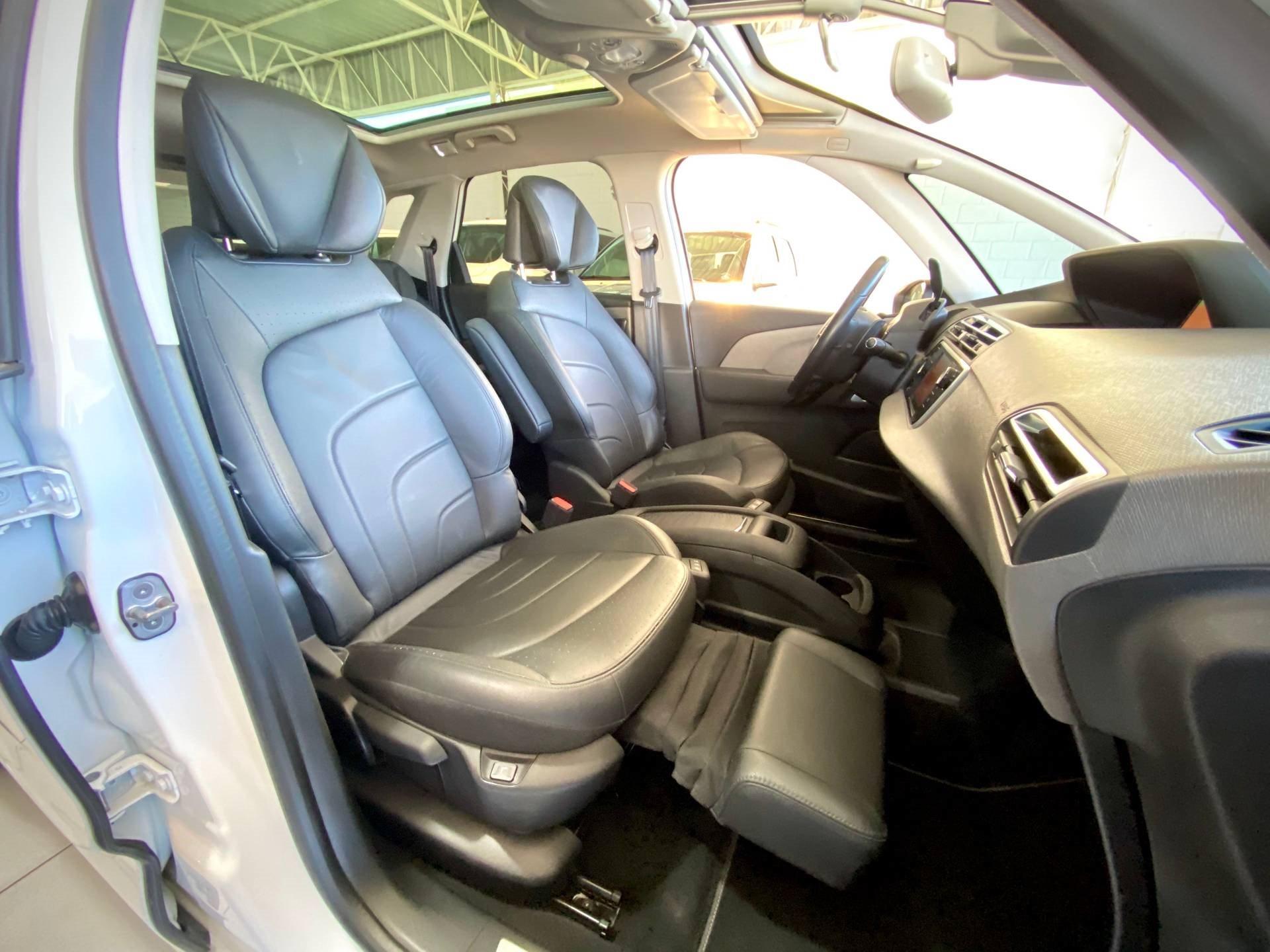 Citroen C4 Picasso 1.6 Intensive 16v Turbo Gasolina 4p Automatico Wmimagem15230728826