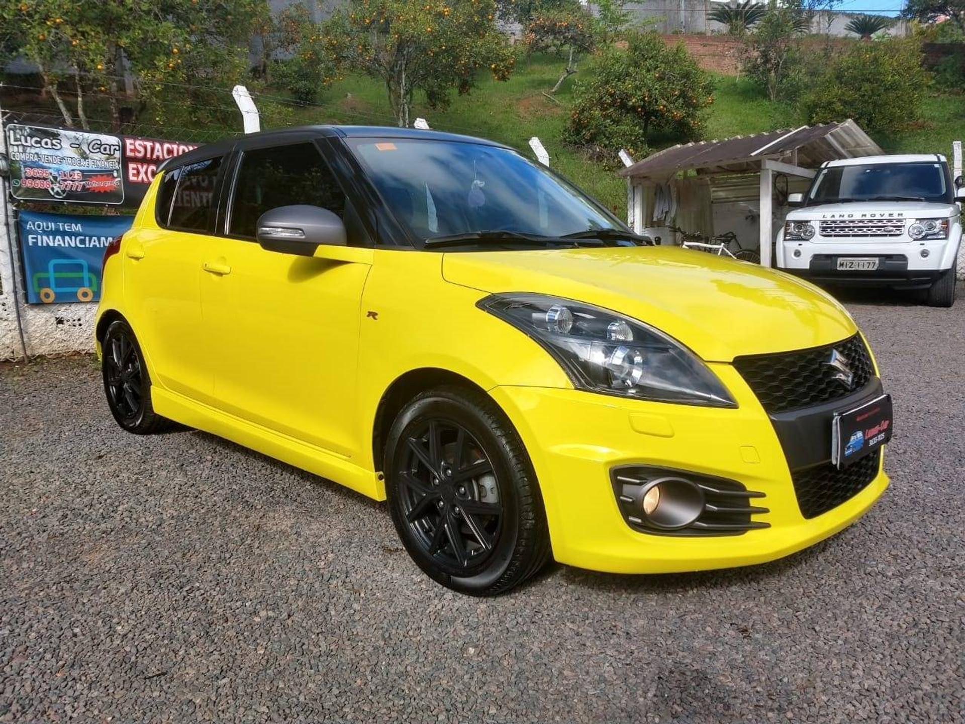 Suzuki Swift 1.6 Sport R 16v Gasolina 4p Manual Wmimagem10523691422