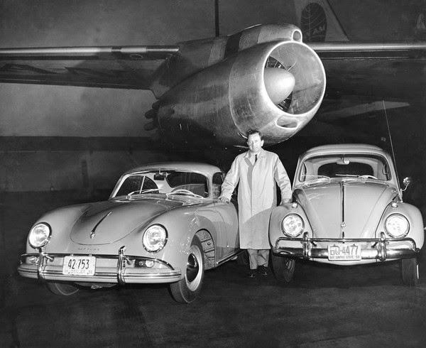 Fusca Porsche