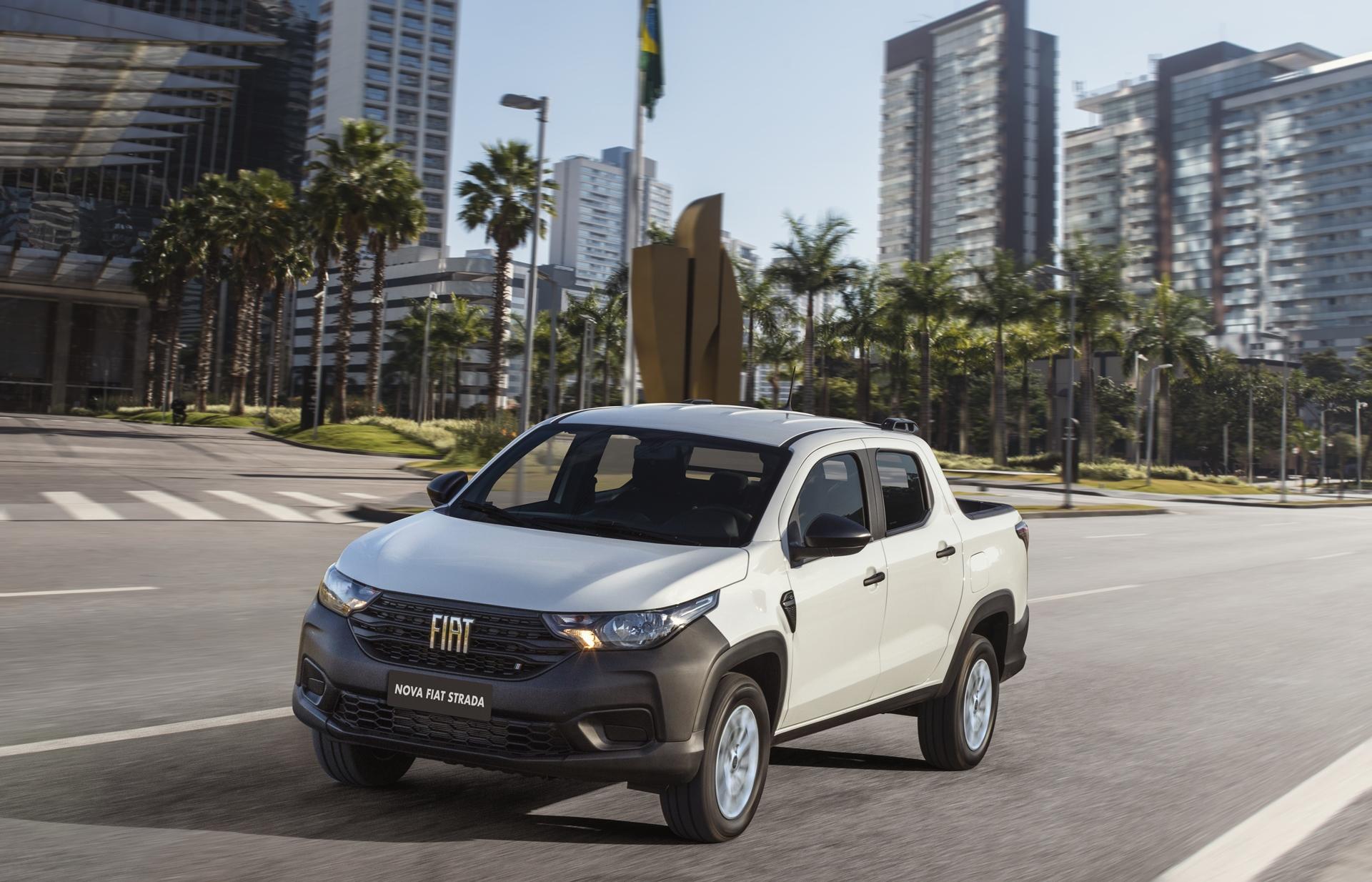 Fiat Strada Endurance 2020