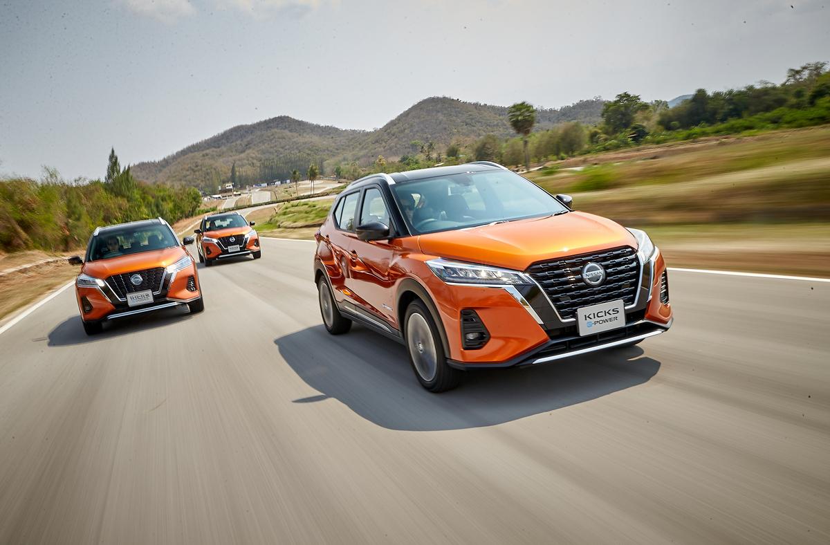 Nissan Kicks E Power
