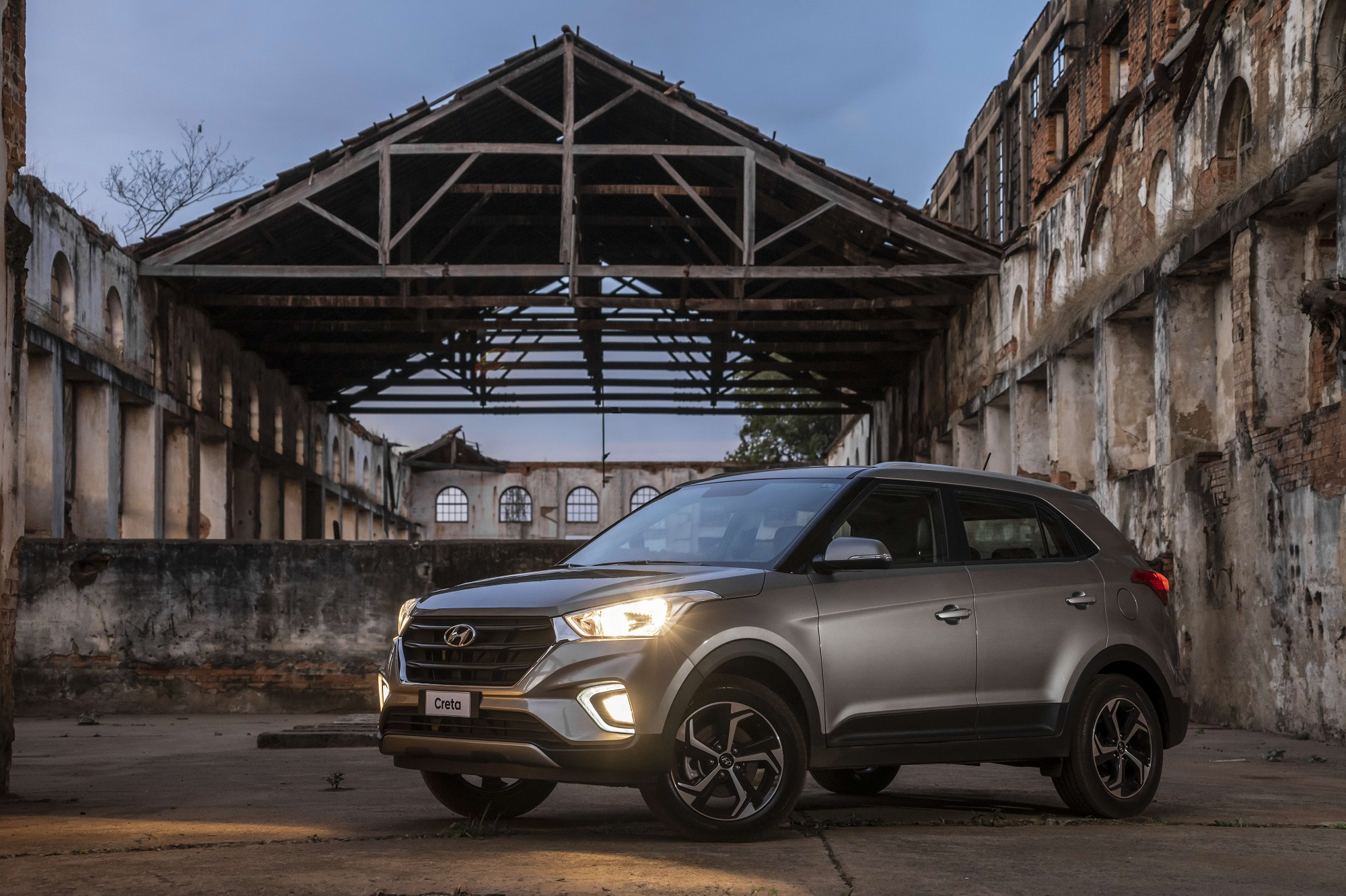 Smart Plus 1.6 AT é a nova configuração intermediária do Hyundai Creta 2021