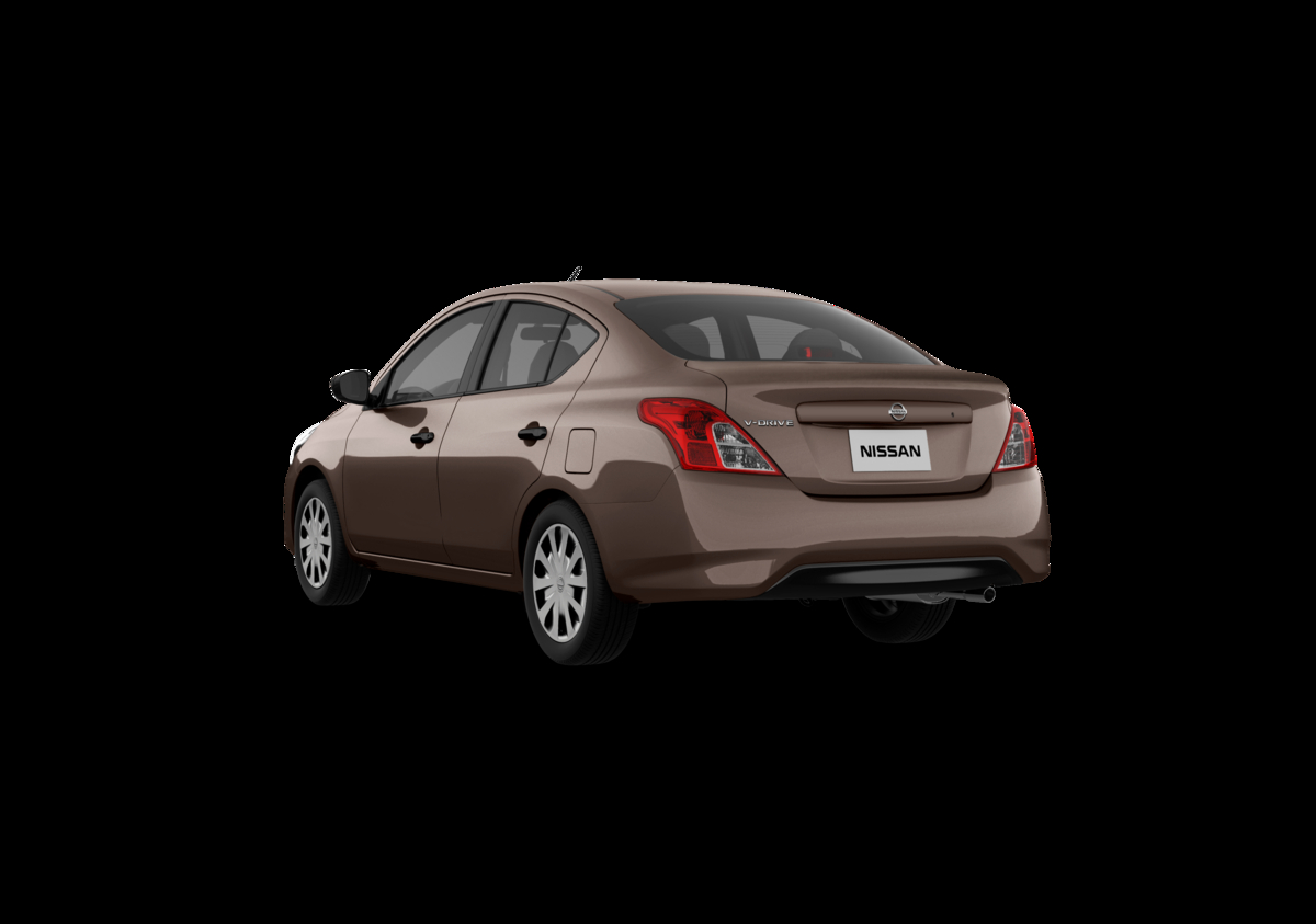 Nissan V Drive Mt Traseira Motorista Cinza Titanium 2020 1200x843