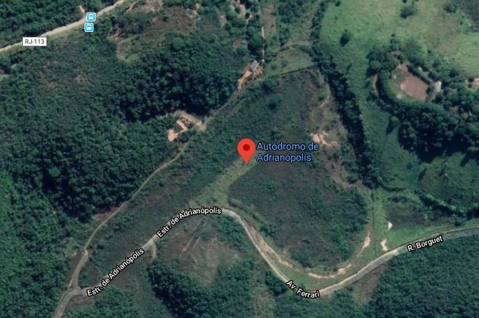 Autodromo De Adrianopolis