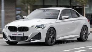 projeções do novo BMW Série 2 Grand Coupé