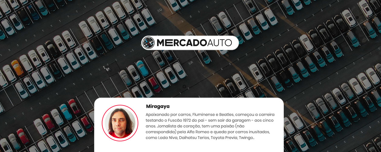 Coluna Mercado Auto Miragaya