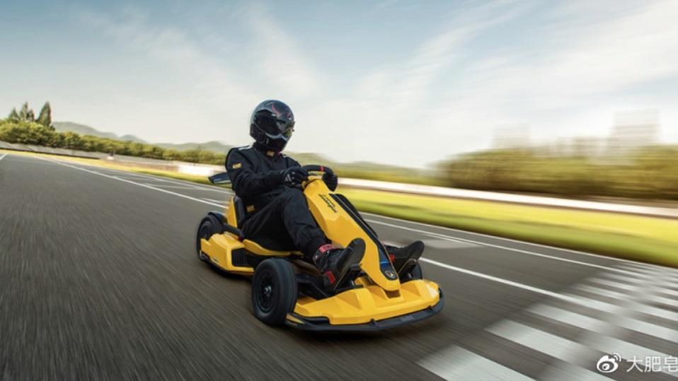 Go Kart Lamborghini Xiaomi 00