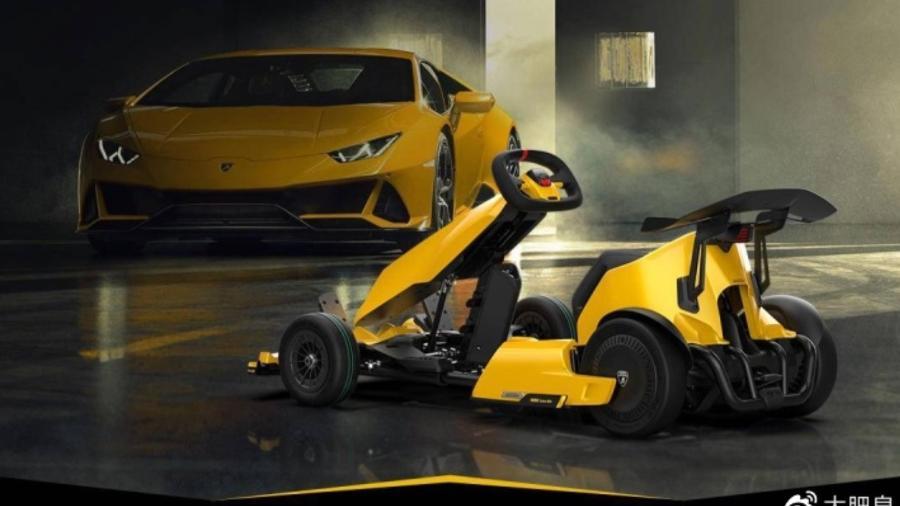 Go Kart Lamborghini Xiaomi