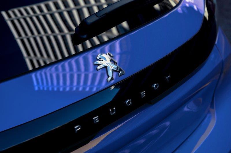 Peugeot 208 2021 K