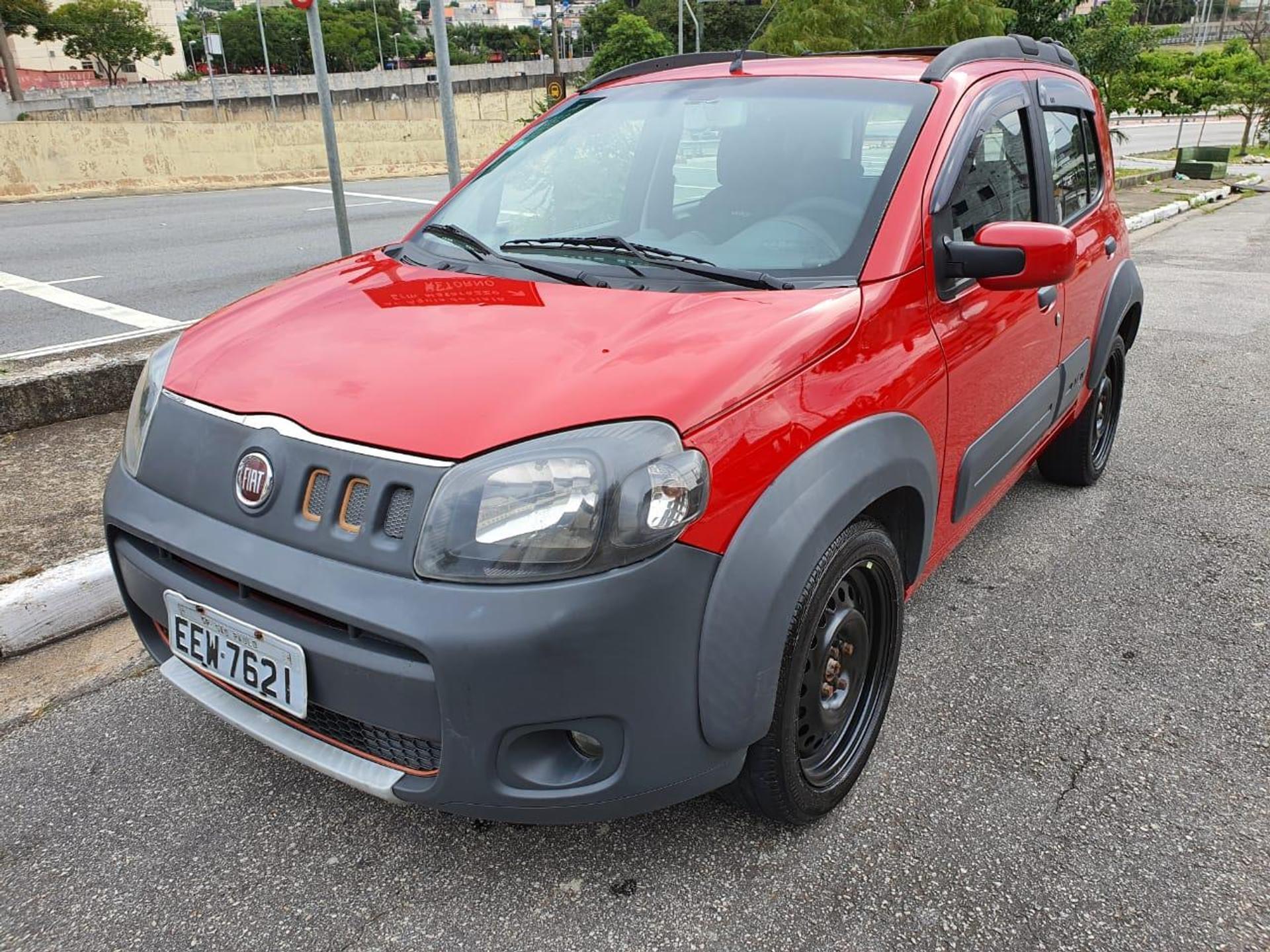 Fiat Uno 1.0 Evo Way 8v Flex 4p Manual Wmimagem08594713145