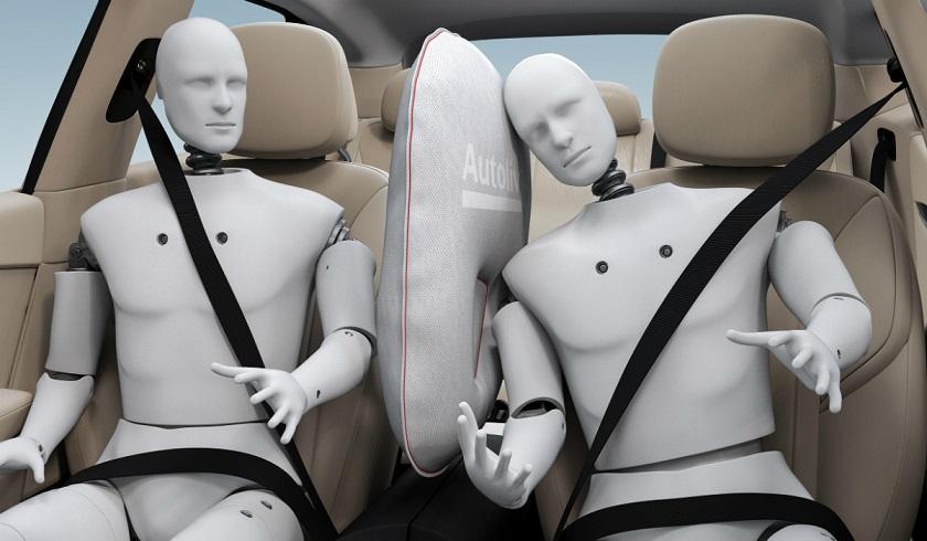 Tipos De Airbags Central