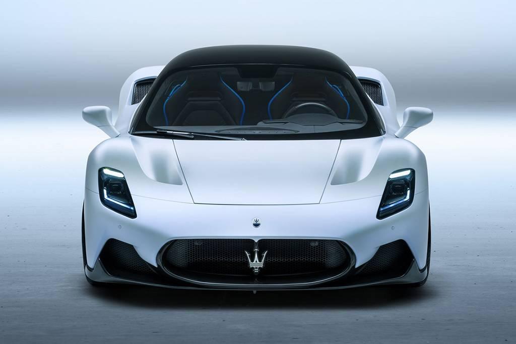 2021 Maserati Mc20 6