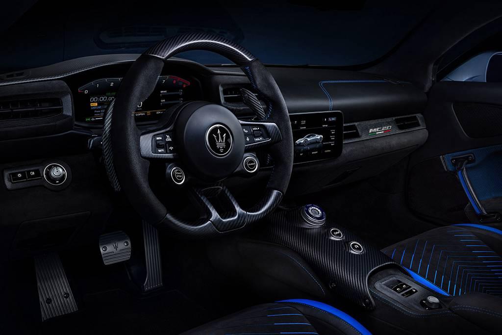 2021 Maserati Mc20 36