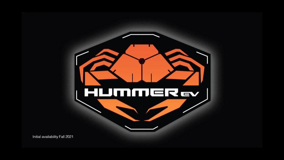 Logo Hummer Caranguejo