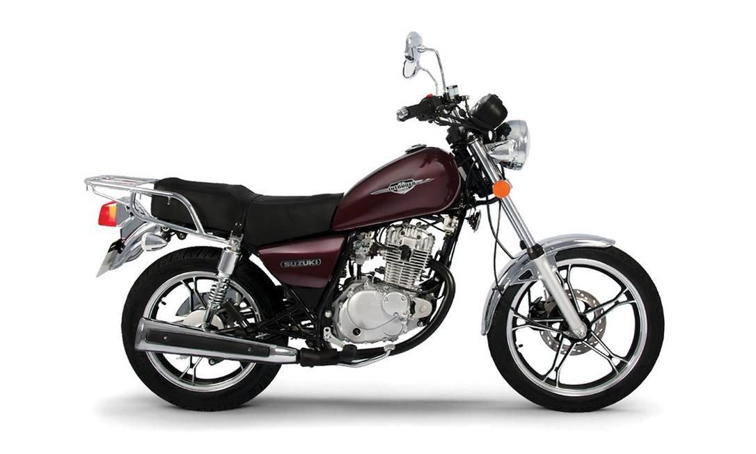 5. Suzuki Intruder 125