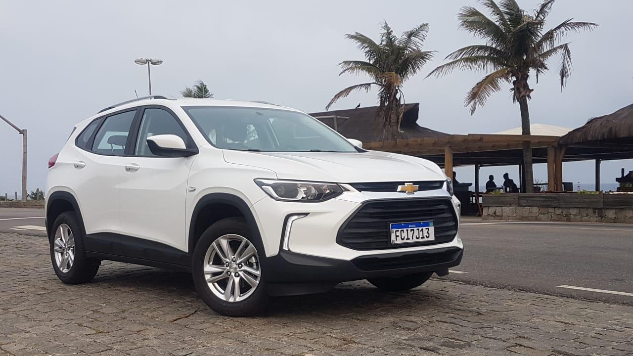 Chevrolet Tracker LT 1.0