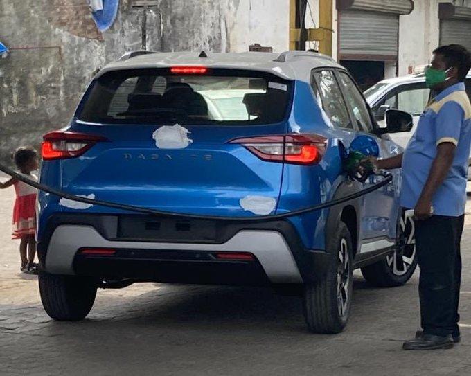 Nissan Magnite Flagra