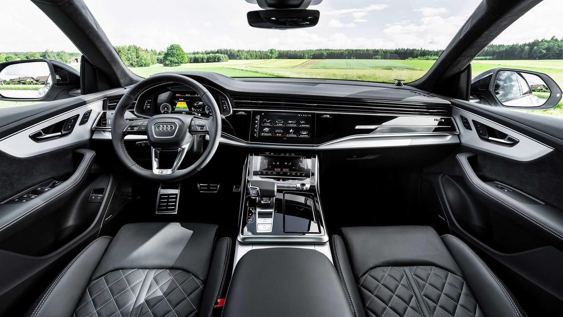 Audi Q8 Híbrido Plug In Painel