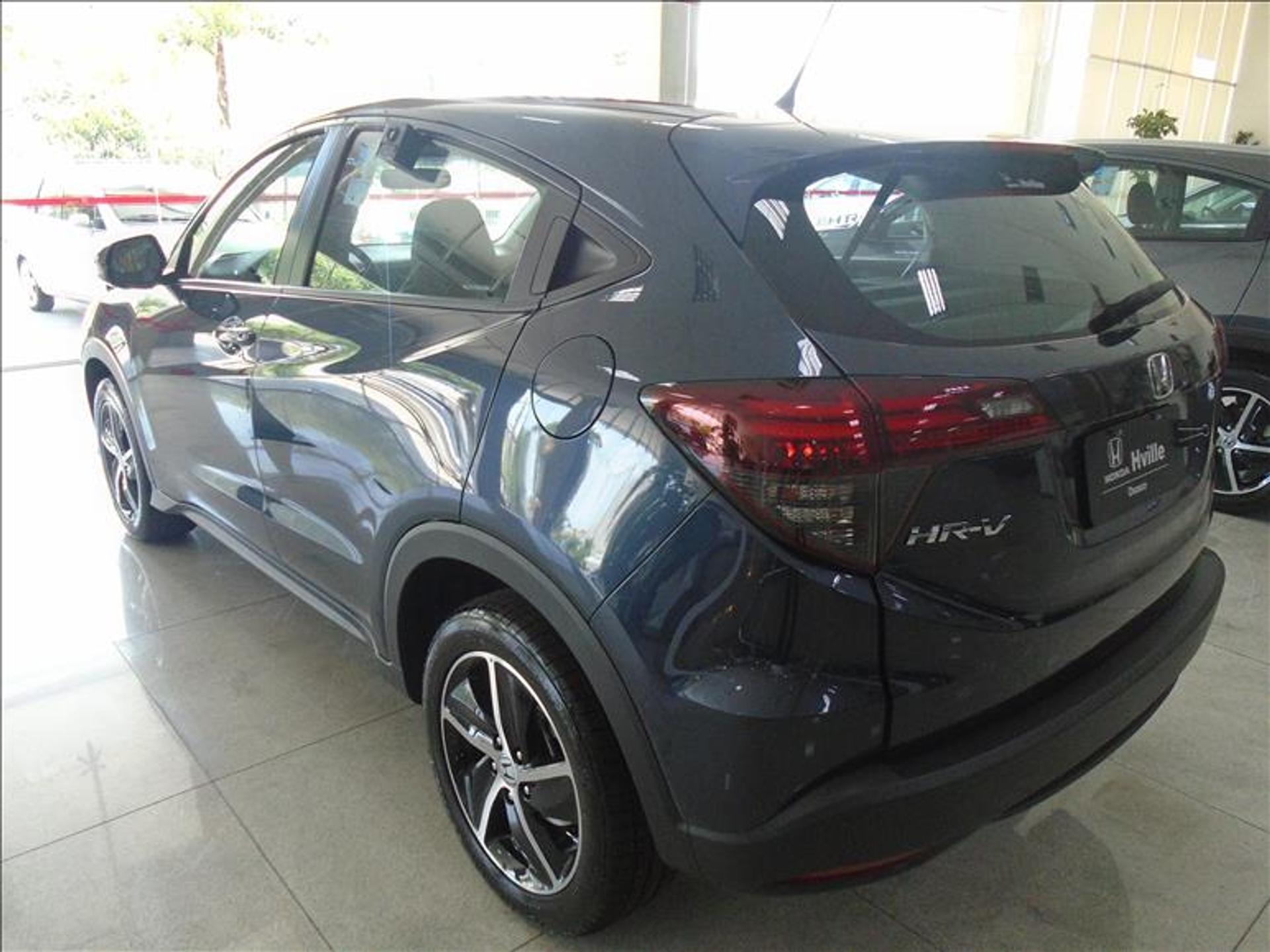 Honda Hrv 1.8 16v Flex Lx 4p Automatico Wmimagem18391170348