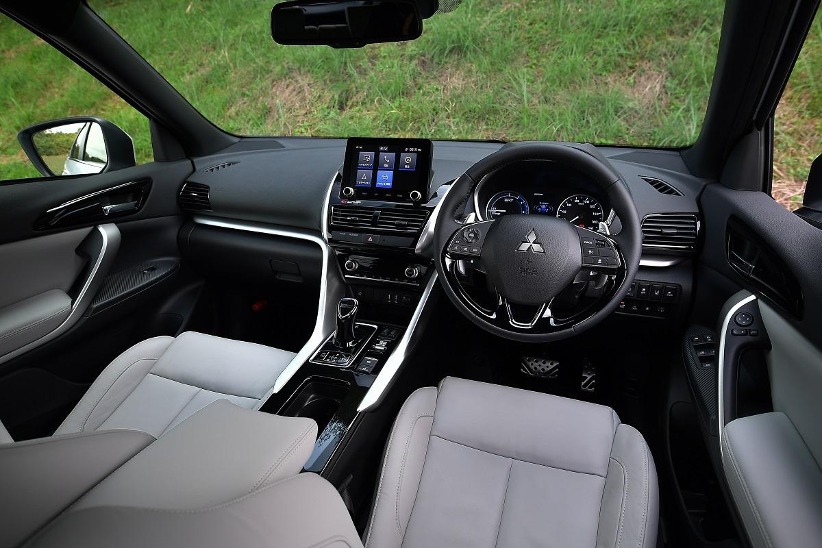 Mitsubishi Eclipse Cross Phev 5