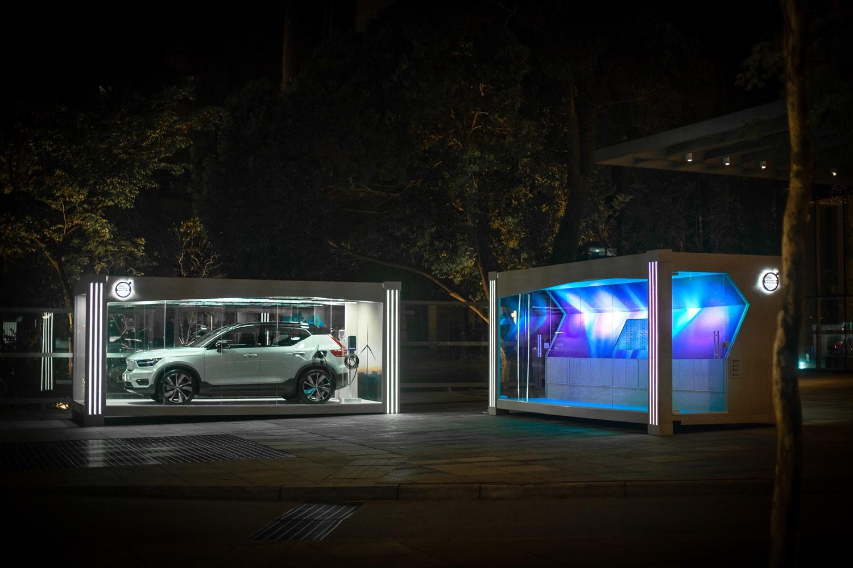 Volvo Xc40 Na Avenida Paulista Experience Lab