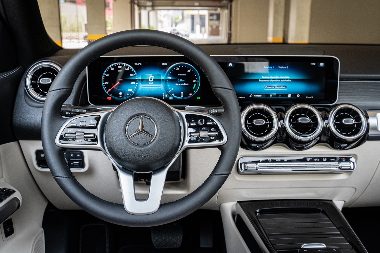 Mercedes-Benz GLB 200 Launch Edition