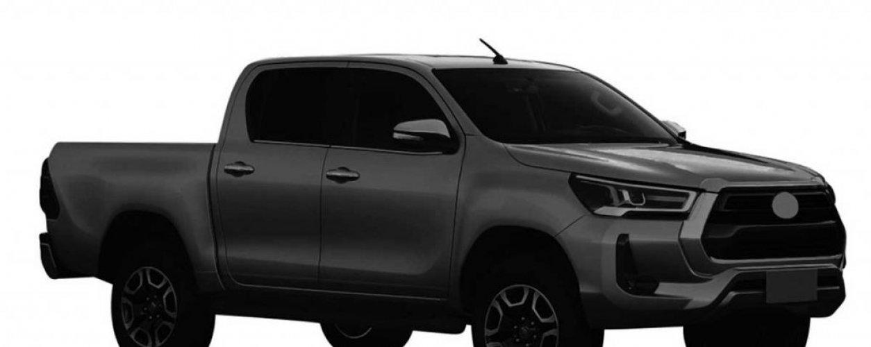 Picape da Toyota