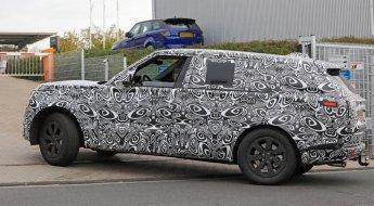 Novo Range Rover em flagra da Autocar