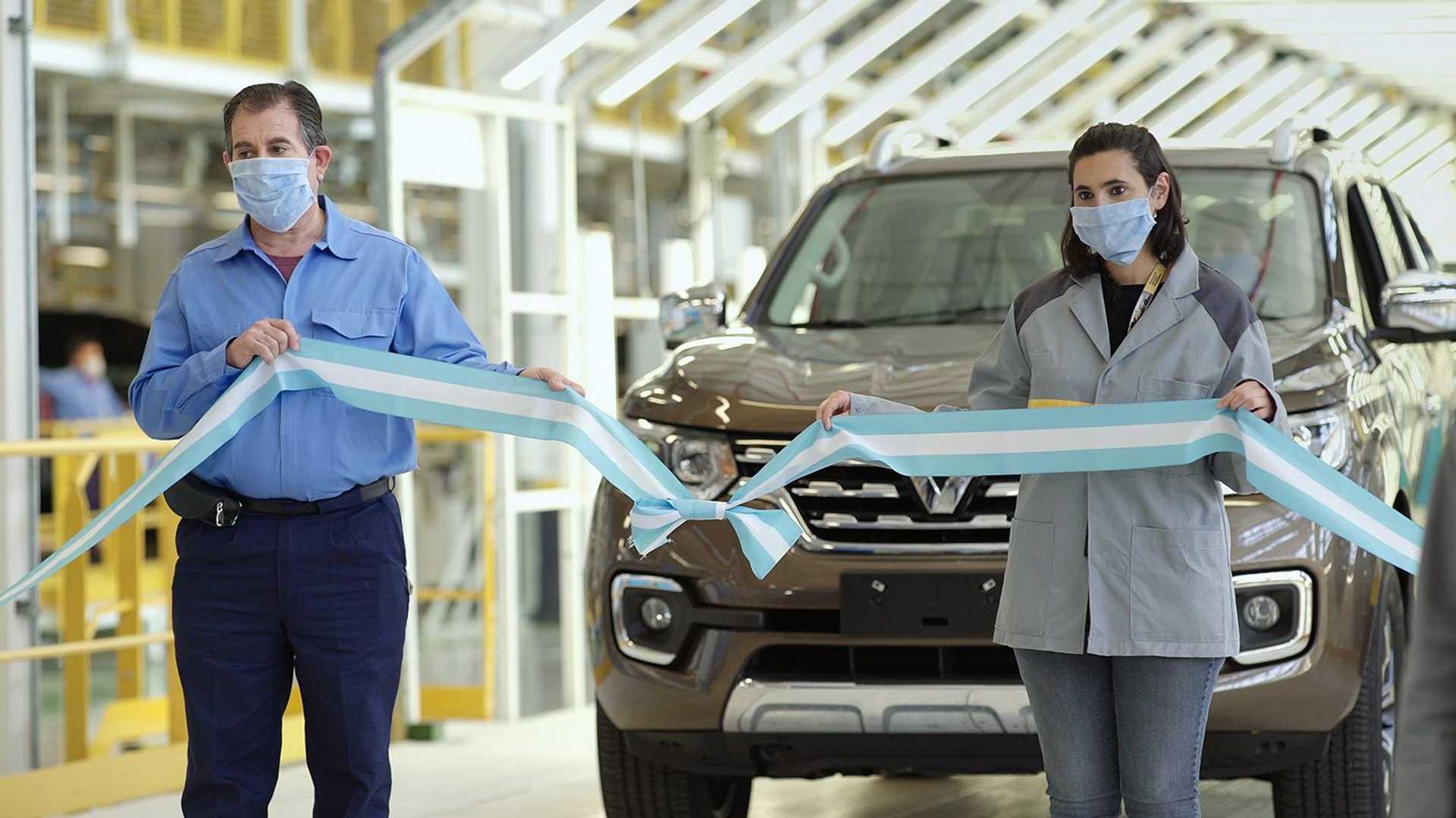 Renault Alaskan Producao Na Argentina (2)