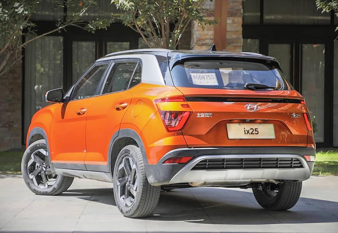 Hyundai Creta 2021 México