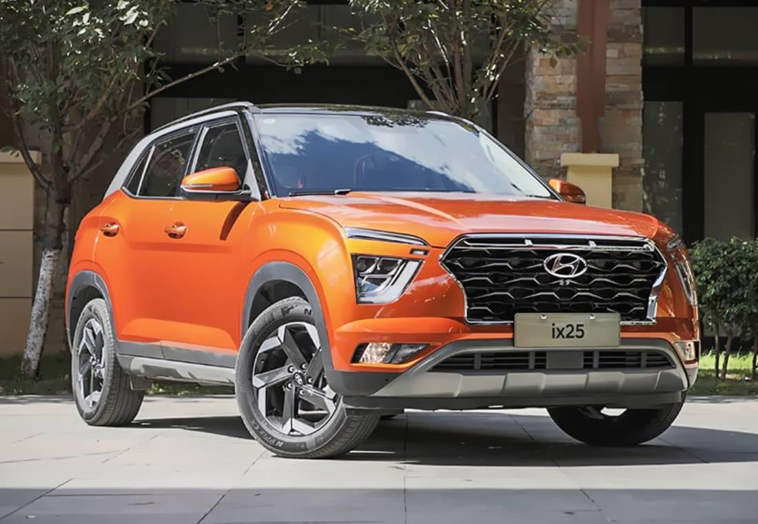 Hyundai Creta 2021 mexicano