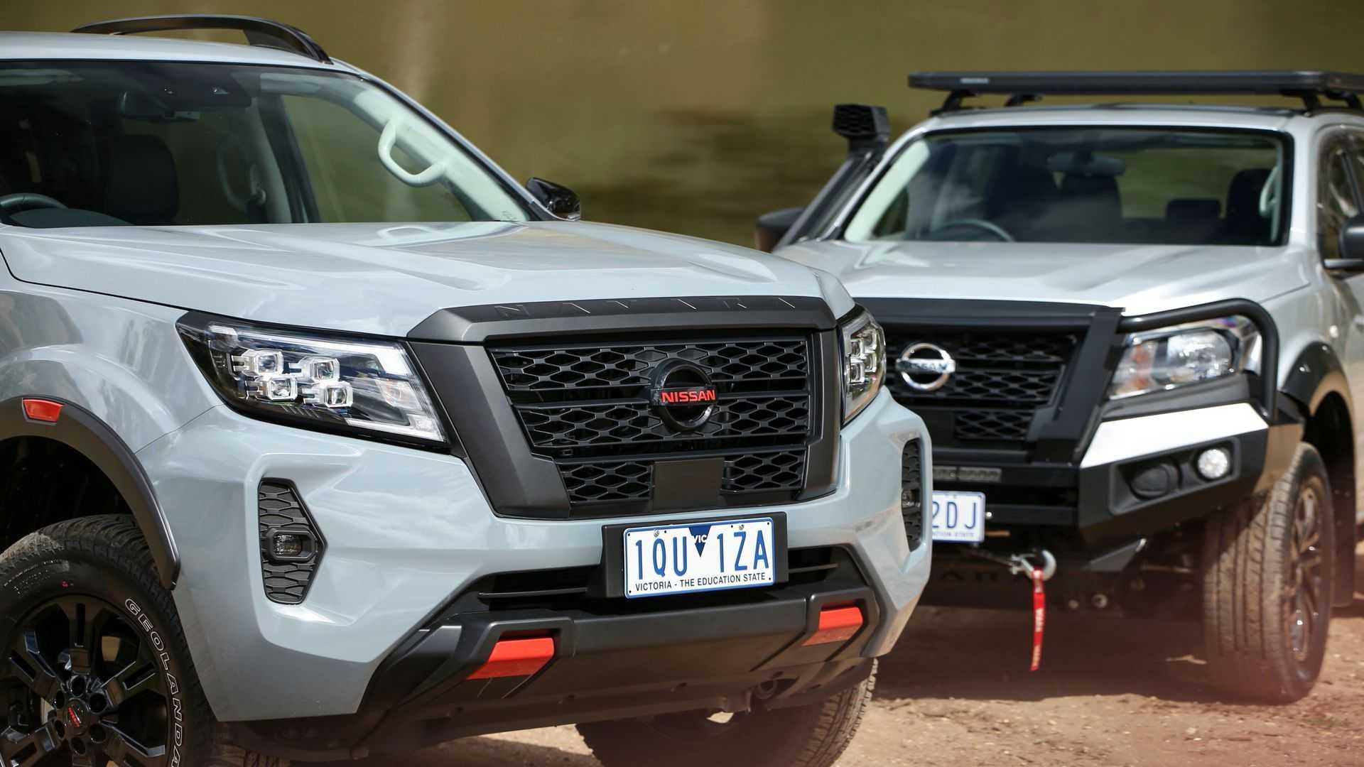 Nissan Frontier 2021 picapes que chegam em 2021