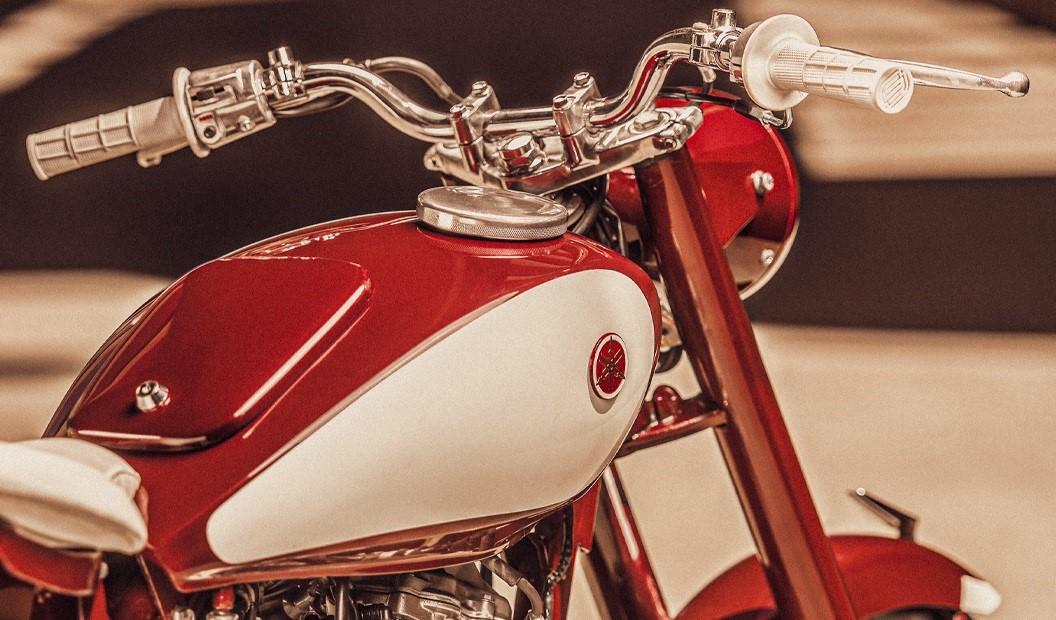 Thumbnail 3. Yamaha Red Dragonfly